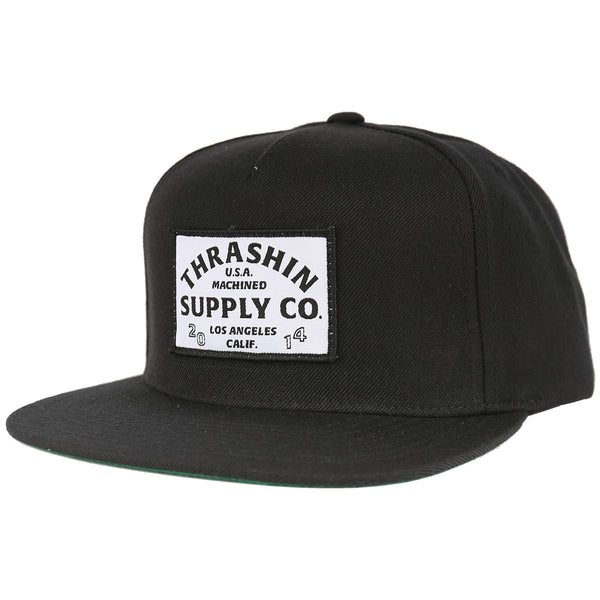 USA Machined Snapback
