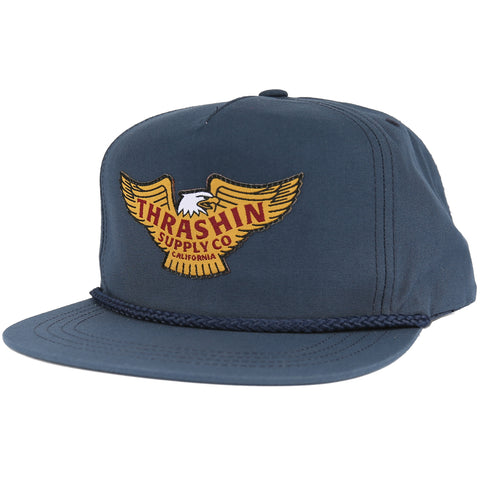 The Golden Eagle Navy SnapBack