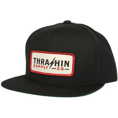 Shop Hat -  Black SnapBack