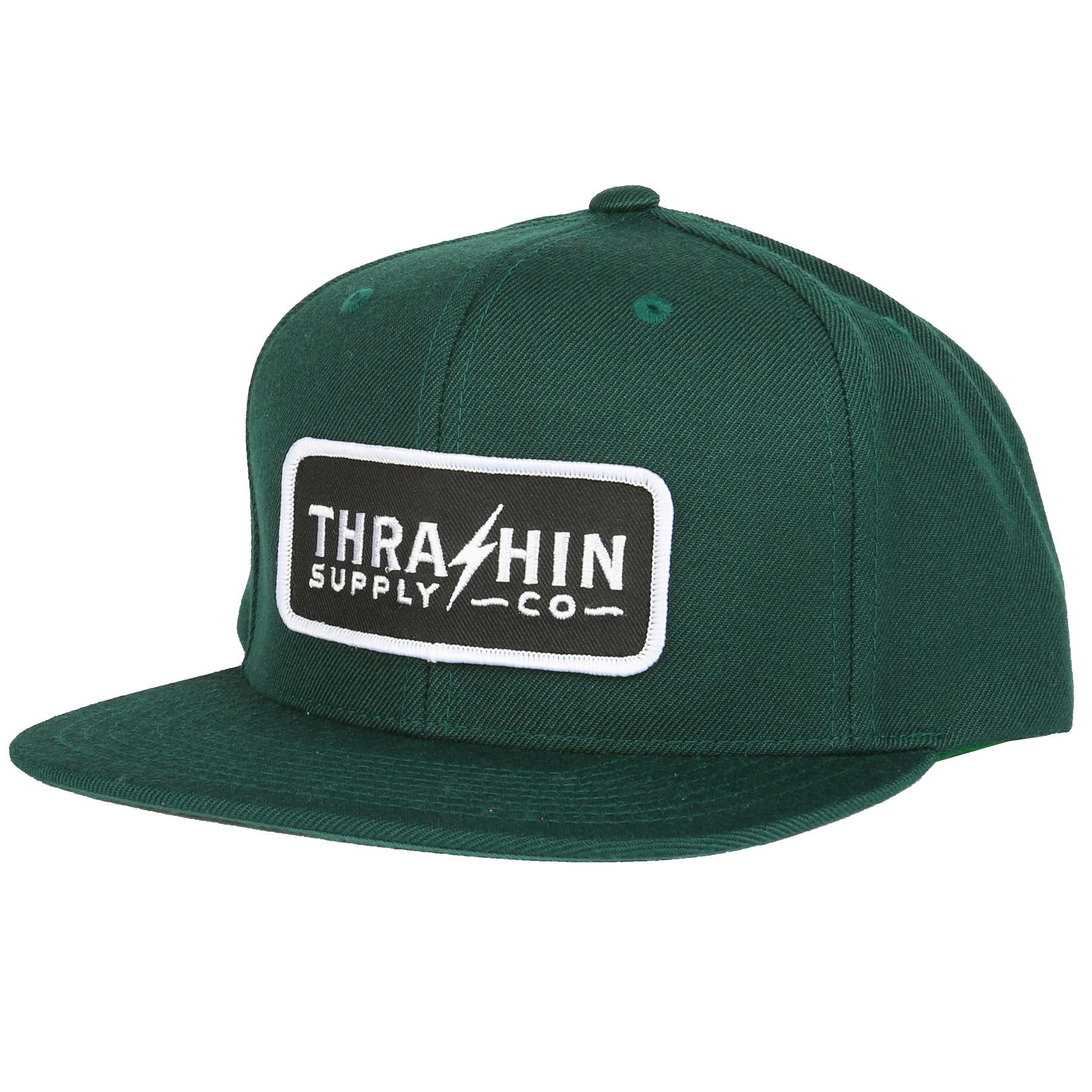 Shop Hat -  Forest Green SnapBack