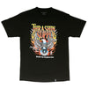 The Flame Tee - Black