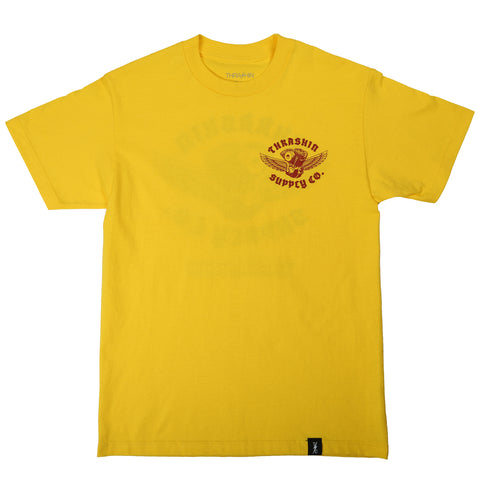 Shop Shirt - Yellow