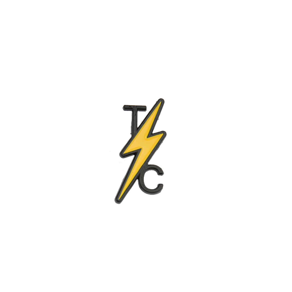 Bolt Lapel Pin