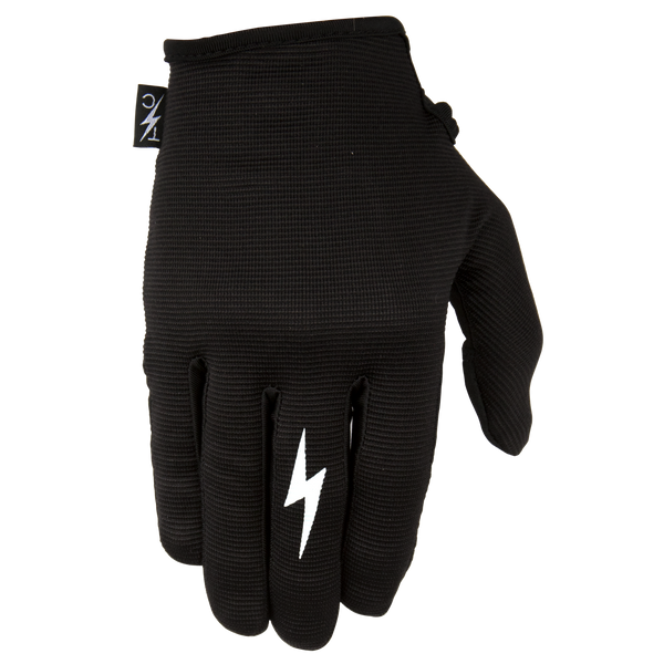Stealth Glove - Leather Palm - (With BOLT Middle Finger)