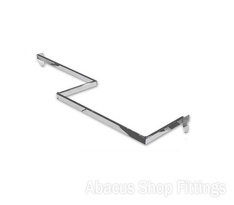 1200 X 300 Z HANG RAIL (R) 40mm Pitch