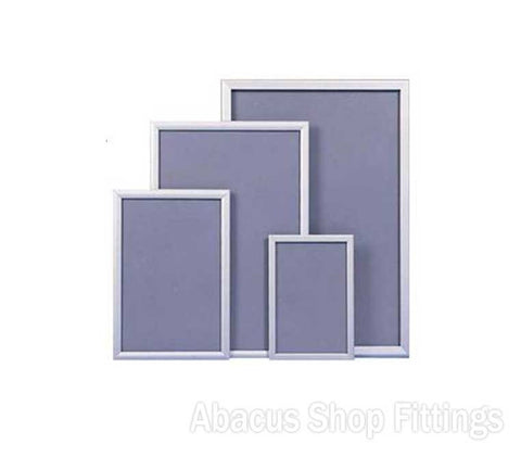 SNAP FRAME WITH SQUARE CORNERS - A0