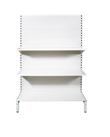GONDOLA SGL 1850 x 1200 3 SHELF