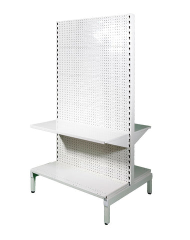 GONDOLA DBL 1850 X 900 2 SHELF