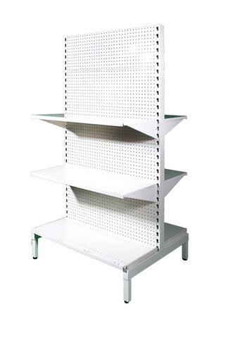 GONDOLA DBL 1850 X 1200 3 SHELF