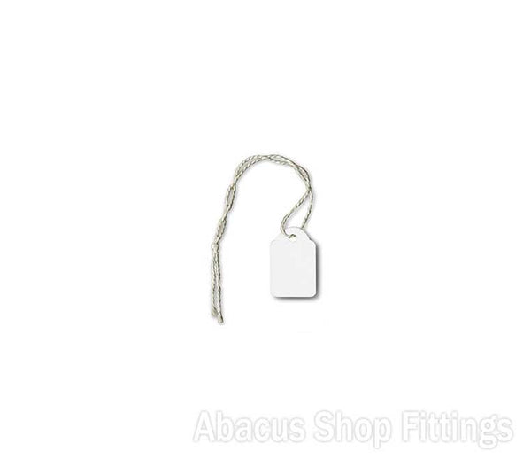 STRING TAG - 29X18MM (100)