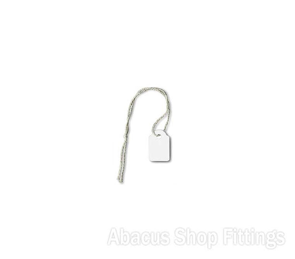 STRING TAG - 20X13MM (100)