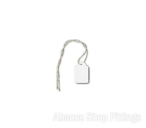 STRING TAG - 43X28MM (100)