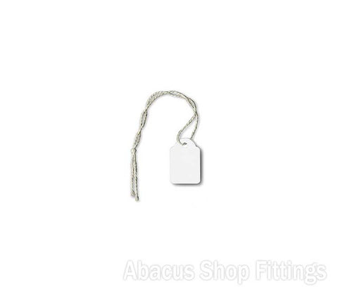 STRING TAG - 35X22MM (100)