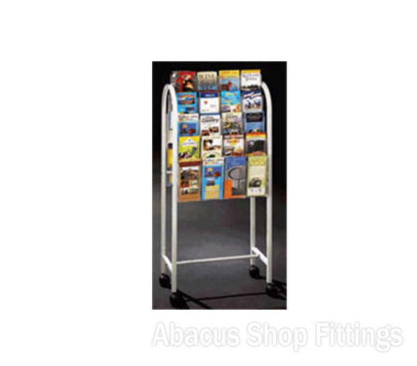 BROCHURE TROLLEY- 40 DL HOLDERS