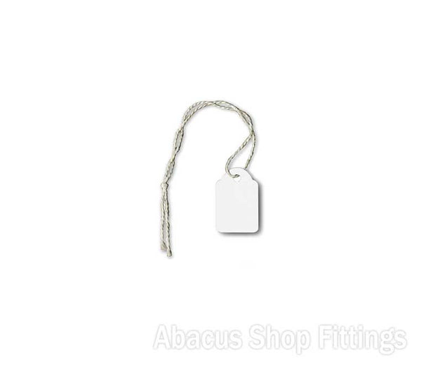 STRING TAG - 57X38MM (100)