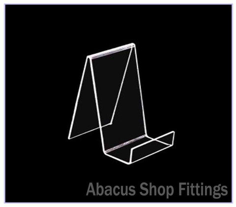ACRYLIC DISPLAY EASEL - MEDIUM