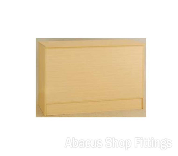 WRAP COUNTER 1500MM - MAPLE
