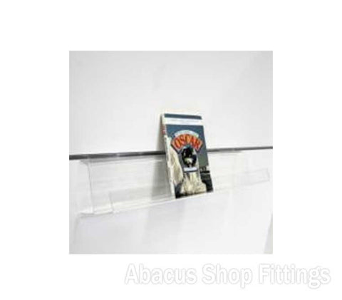ACRYLIC BOOK SHELF AP327