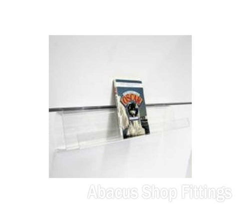ACRYLIC BOOK SHELF AP326