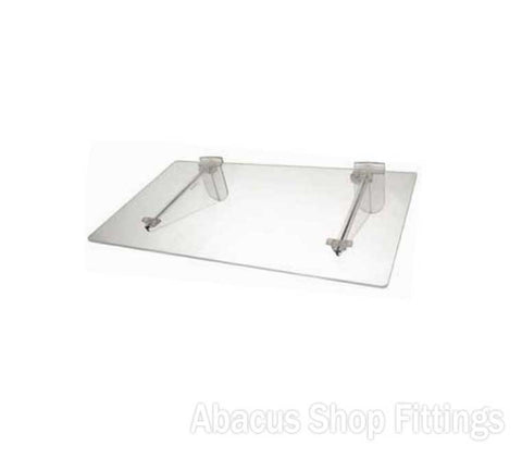 ACRYLIC FLAT SHELF AP105