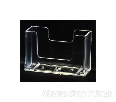 BUSINESS CARD HOLDER FLATBACK - HORIZONTAL
