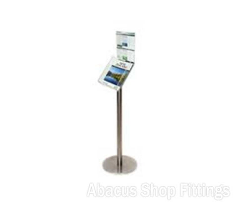 Acrylic Brochure stand A4