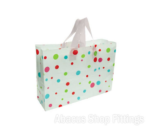 FLEXI LOOP POLKA DOT LARGE Pkt/100