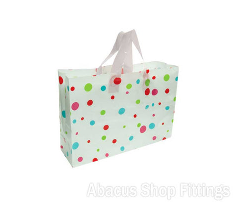 FLEXI LOOP POLKA DOT SMALL Pkt/100
