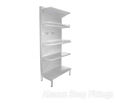GONDOLA SGL 1850 x 900 5 SHELF