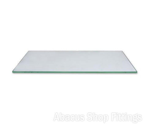 GLASS SHELF 1200 X 300 X  6MM