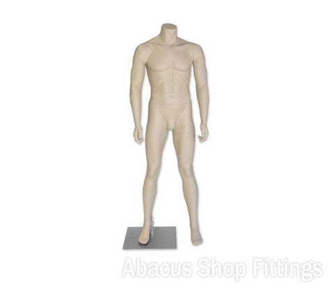 MANNEQUIN MALE HEADLESS