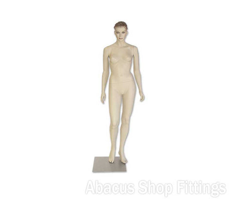MANNEQUIN FEMALE STANDING TALL