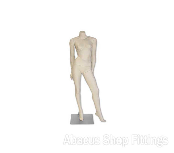 MANNEQUIN FEMALE HEADLESS
