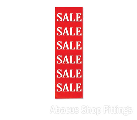 SALE SIGN VERTICAL RDWH