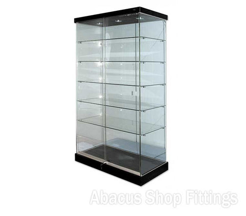 GLASS SHOWCASE WITH LIGHTS SC3021