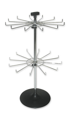 SPINNER - 12 PRONG COUNTER STAND