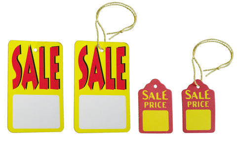 Sale Price Swing Ticket