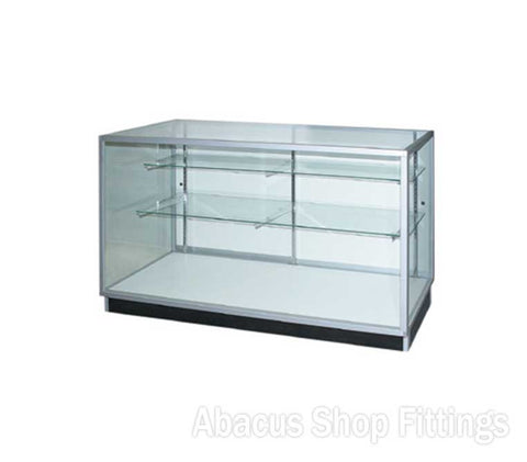 ALUMINIUM/GLASS COUNTER