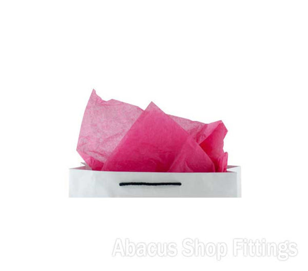 TISSUE PAPER - HOT PINK