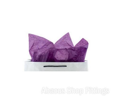 TISSUE PAPER - PURPLE
