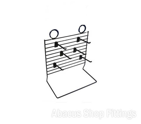 WIRE COUNTER STAND BLACK