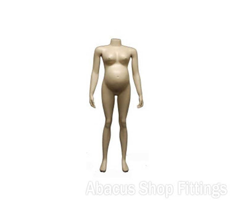MANNEQUIN FEMALE MATERNITY
