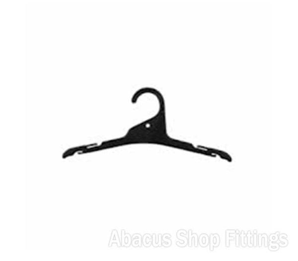 SHIRT HANGER BLACK - L17 (10)