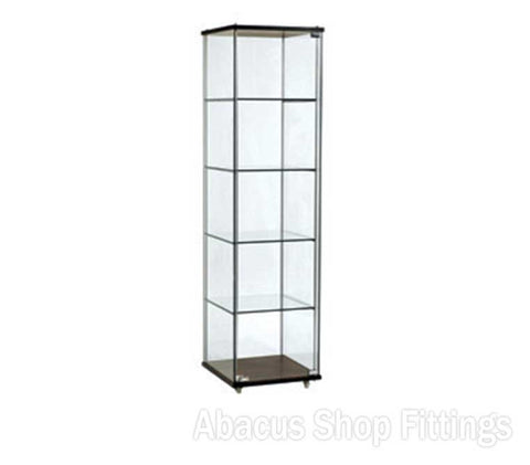 UPRIGHT GLASS SHOWCASE