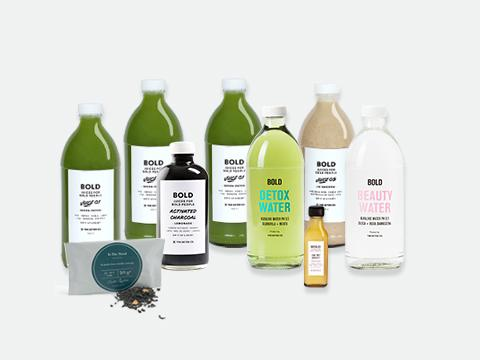 Bold Body S.O.S. Kit - The Detox Co.