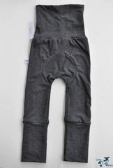 Charcoal Grey Charlee Pants Back View
