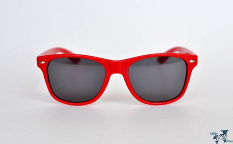 Red Sunglasses