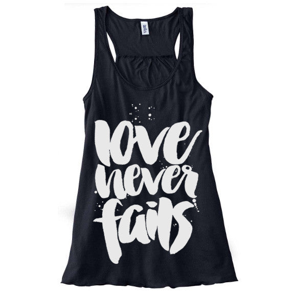 Love Flowy Tank Top