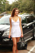 SELENA DRESS - BEST SELLER FIT AND FLARE MINI DRESS