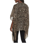 LEOPARD LIGHTWEIGHT DUSTER
